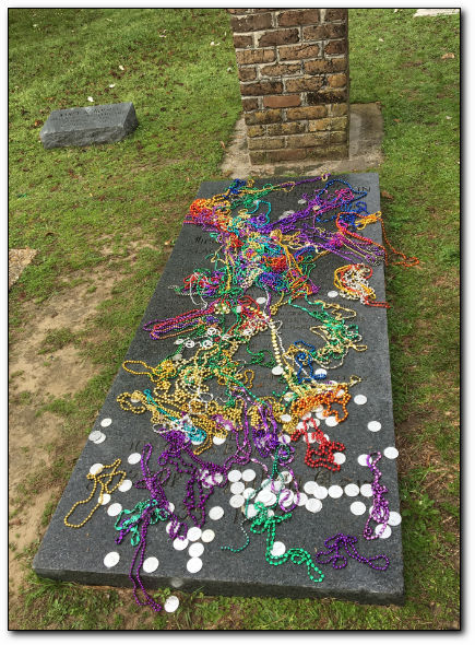 Graveyards And Mardi Gras