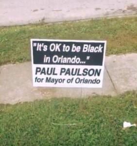 ok to be black