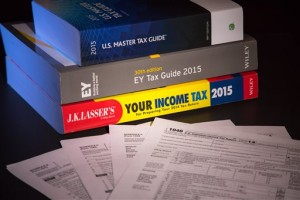 IRS tax guides and forms