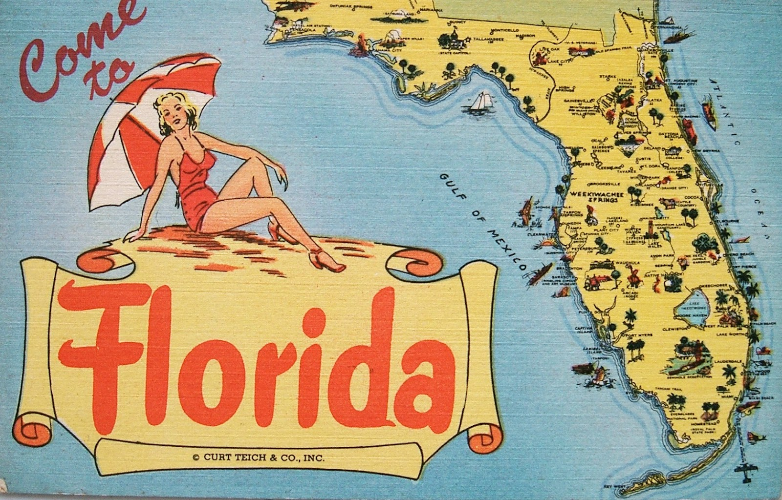 Forever Young But Growing Old Old - Us map old time
