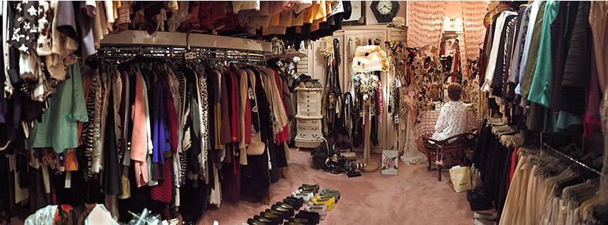 Photo courtesy Harriett's Closet