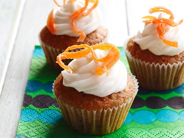 Food Network Carrot Cake Cupcakes