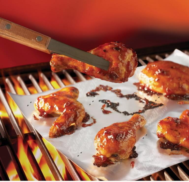 Muscadine Barbecue Chicken