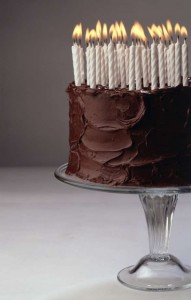 Chocolate Buttermilk Cake (Photo: Chicago Tribune)