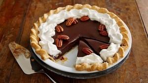 Chocolate Truffle Pie (Photo courtesy Pillsbury Co.)