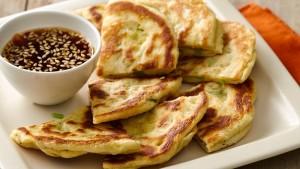Chinese Pancakes with Ponzu Marmalade Sauce (Photo courtesy: Pillsbury)