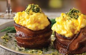 Gremolata Scrambled Eggs