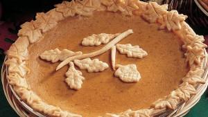Tempting Pumpkin Pie (Photo courtesy: Bettycrocker.com)