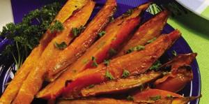 Baked Sweet Potato Fries (Photo courtesy sweetpotato.org)