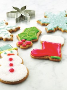 Spiced Holiday Sugar Cookies (Photo courtesy McCormick & Co.)