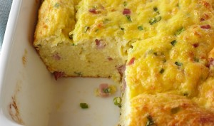 Ham & Egg Casserole (Photo courtesy Incredibleegg.org)