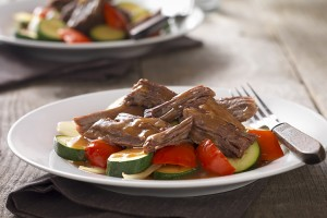 Beef Pot Roast Dinner (Photo courtesy Beef Checkoff)