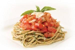 Tomato Linguine Saute (Photo courtesy Fresh From Florida)