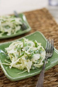 Mint Coleslaw (Recipe courtesy University Press of Florida)