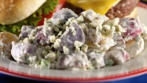 True Blue Potato Salad (photo courtesy Dairygood.org)