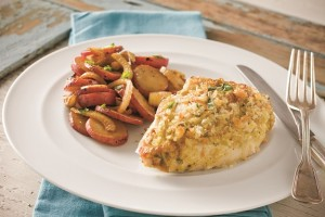 Chicken with New Potatoes and Fennel (Photo courtesy National Chicken Council)