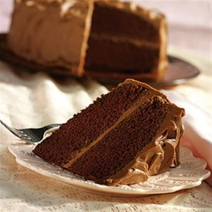 Everybody's Favorite Chocolate Cake (Photo courtesy The White Lily Foods Co.)