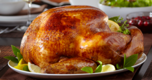 Brined Brown-Sugar Turkey (Photo courtesy Butterball.com)