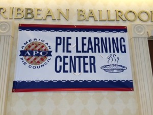 APC Pie Learning Center sign