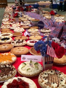If you can't find a pie you love here, then you must be a cake lover!