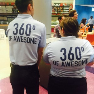360 degrees of awesome Grand Eye Opening April 2015