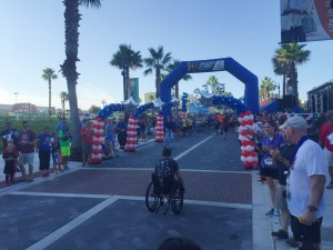 Tower race wheelchair Sept 2016