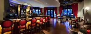 Our local Hard Rock Hotel could certainly be considered a 'boozy' hotel thanks to the famous Velvet Lounge seen here.