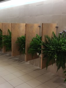 A urinal is a urinal until a women's conference takes it over!