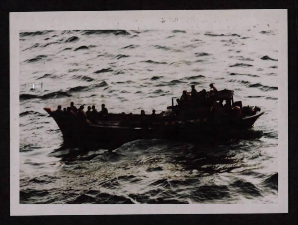 Photo courtesy of U.S. Navy archives