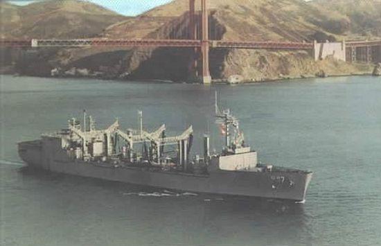Photo courtesy U.S. Naval Archives