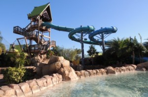 Peaceful day at Aquatica.