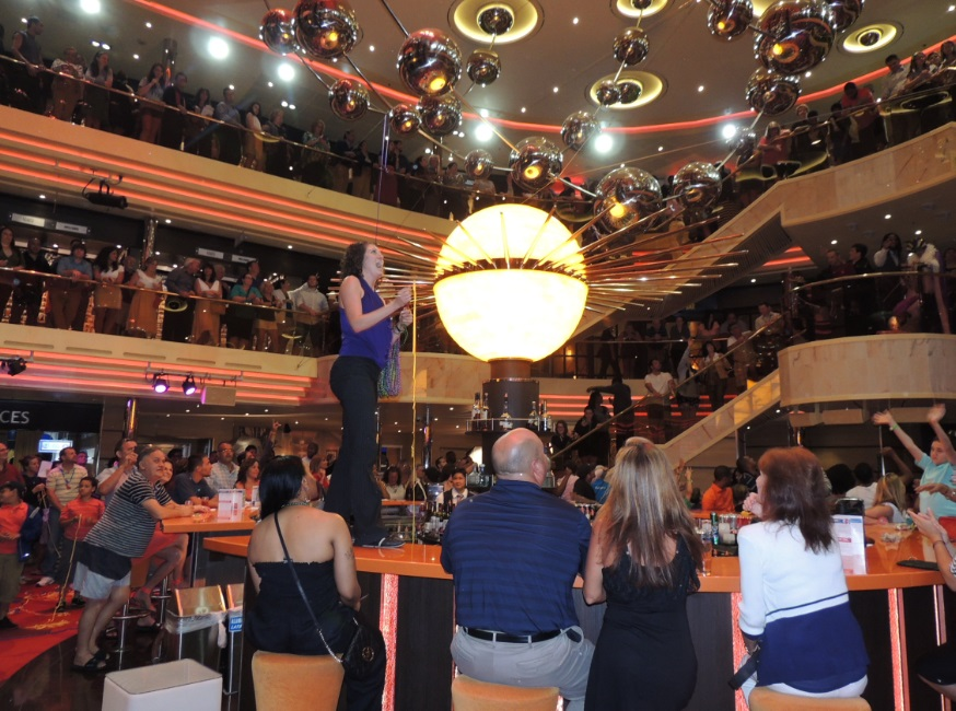 in the shadow of the mouse | carnival sunshine review archives