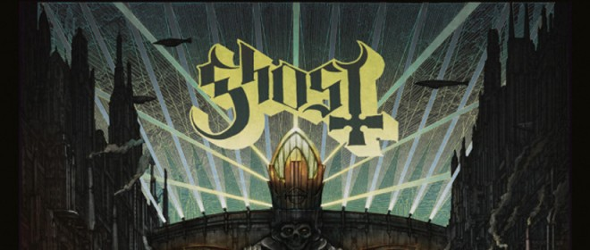Ghost's Meliora is a church full of love and acceptance