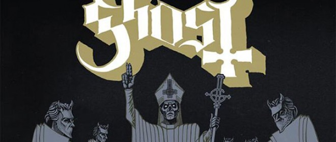 Ghost establishes sensual atmosphere for Orlando show