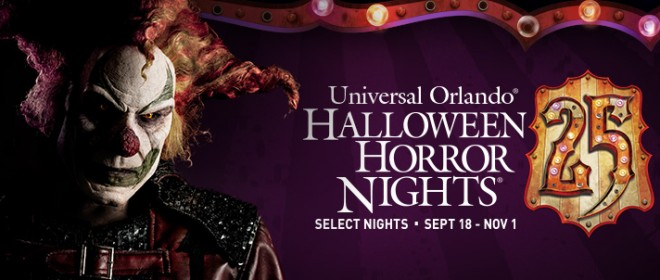 Halloween Horror Nights celebrates anniversary in bloody style
