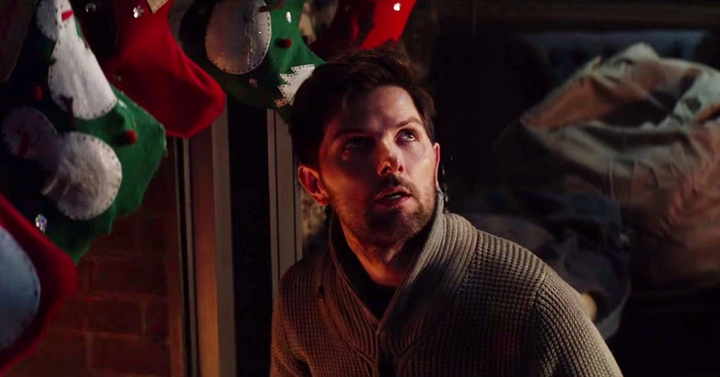 The movie stars Adam Scott, Toni Collette and David Koechner (photo courtesy of Universal pictures)