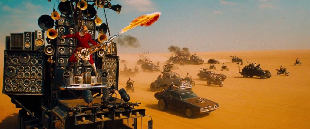 Hopefully these Mad Max nominations serve as an avenue for growth instead of a singular event. (photo courtesy of Warner Bros. Pictures)