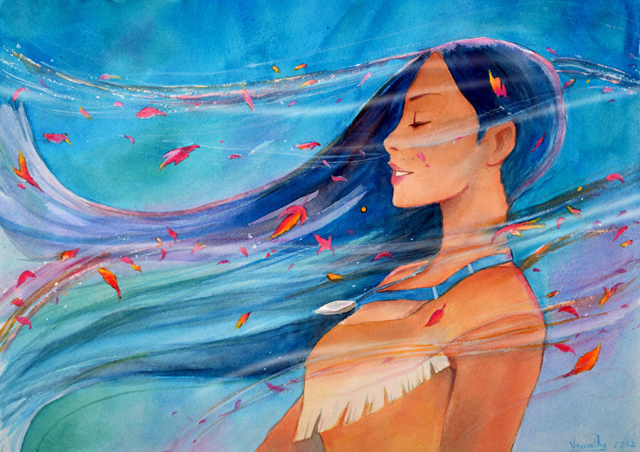 Pocahontas Facebook Cover