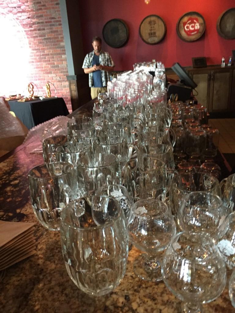 FREE BEER GLASSES!