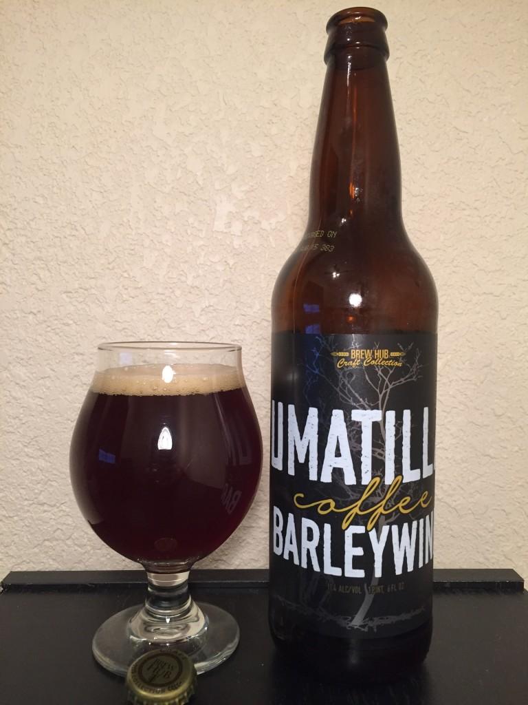 Brew Hub Umatilla Coffee Barleywine
