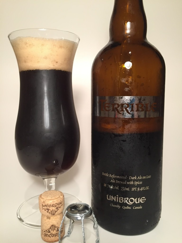 Unibroue La Terrible