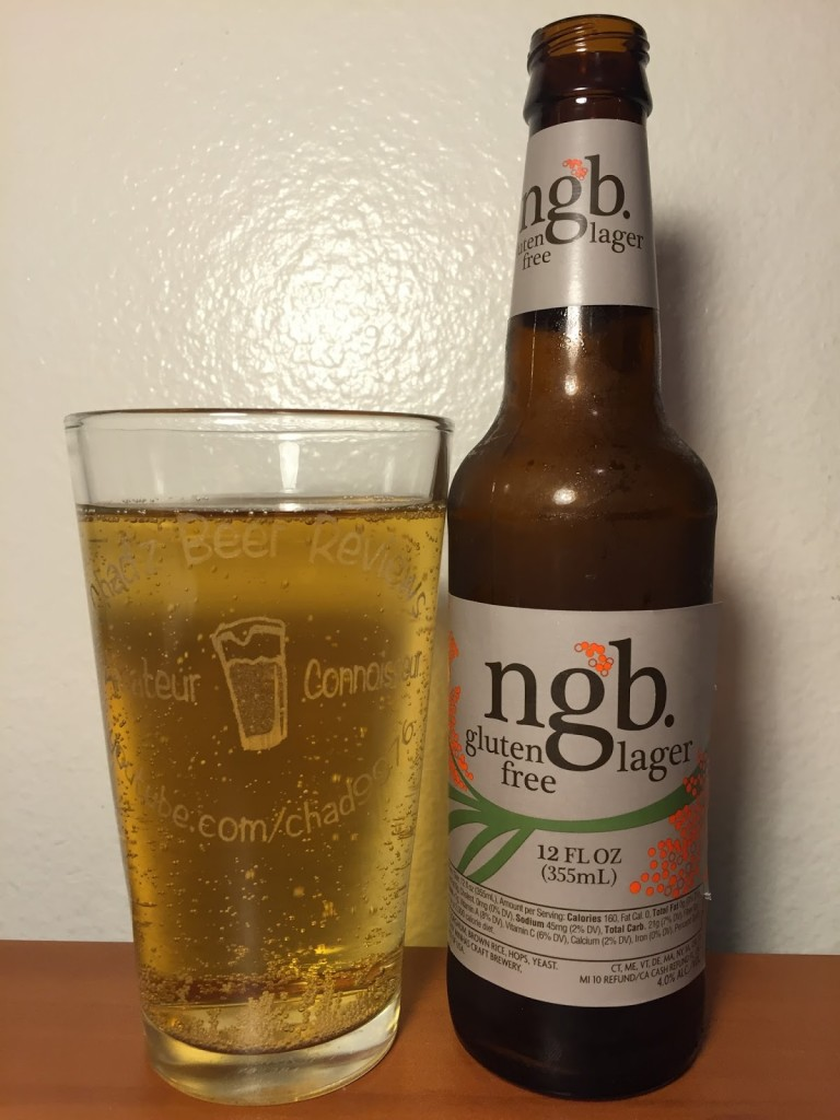 NGB Gluten Free Lager 001