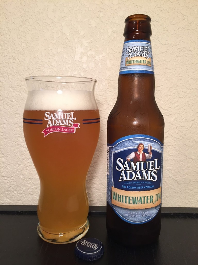 Samuel Adams Whitewater IPA 001