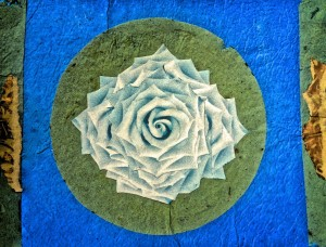 Blue Rose Sydney Solis Mythic Yoga