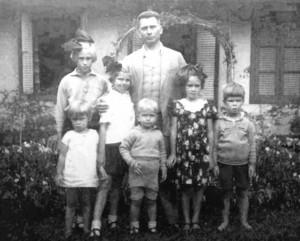 Dutch East Indies Dad