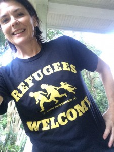 Refugees welcome. Three Part Harmony Farm