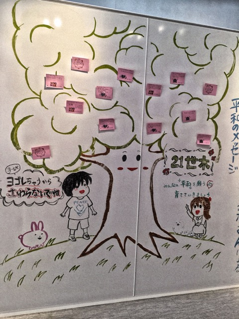 Peace, for the children Sydney Solis Osaka International Peace Center