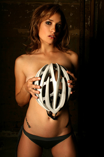 Elizabeth Hatch Sexy Cyclists