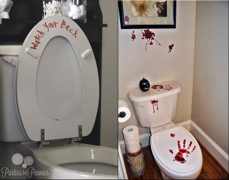 The Bathroom Blog Halloween Decoration Ideas For The