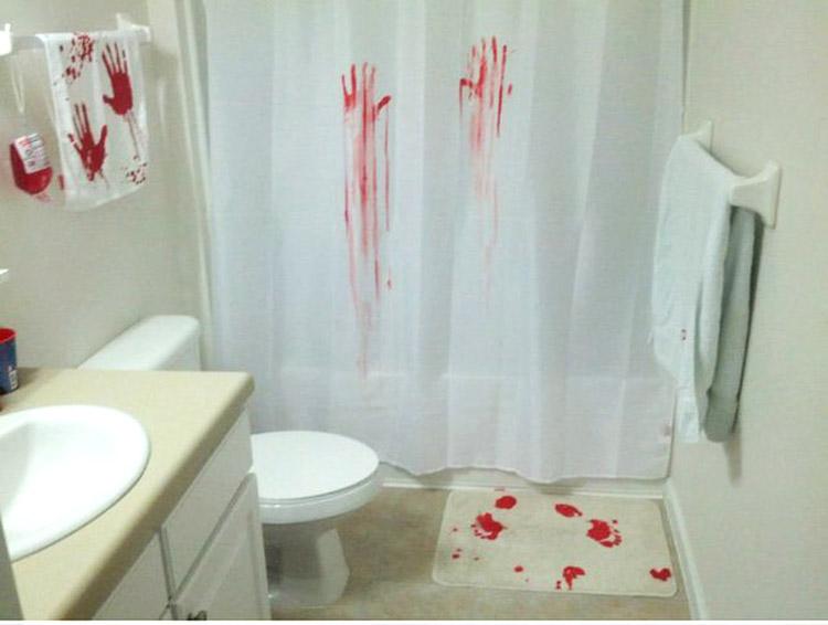 Creepy Bathroom